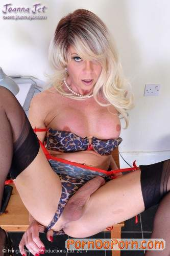 Joanna Jet starring in Me and You 285 - Nylon Business - JoannaJet (HD 720p / Shemale)