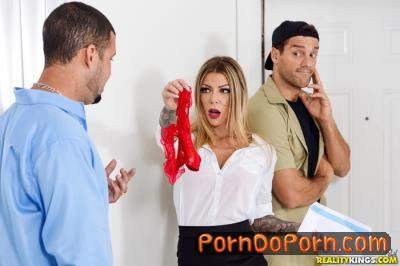 Karma RX starring in Those Are Not Mine - SneakySex, RealityKings (SD 432p)