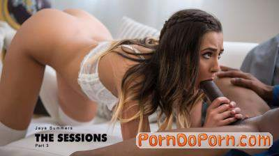 Jaye Summers starring in The Sessions: Part 3 - BlackIsBetter, Babes (SD 480p)