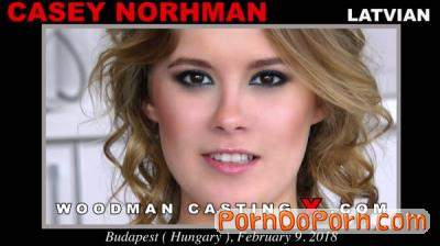 Casey Norhman starring in Casting X 186 * Updated * - WoodmanCastingX (SD 540p)