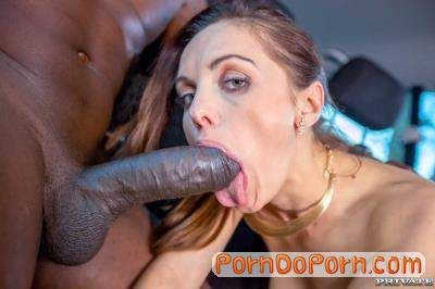 Dominica Phoenix starring in Dominica Phoenix Takes Interracial Anal Without Leaving The Taxi - BlacksOnSluts, Private (SD 360p)