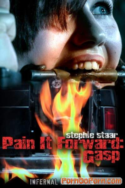 Stephie Staar, OT starring in Pain It Forward: Gasp - InfernalRestraints (HD 720p)