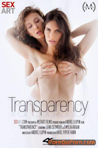 Emylia Argan, Lana Seymour starring in Transparency - SexArt, MetArt (FullHD 1080p)