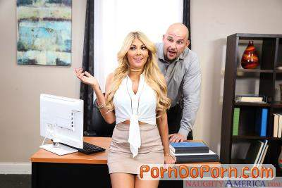 Kayla Kayden starring in Ass and Ball licking - NaughtyOffice, NaughtyAmerica (SD 480p)