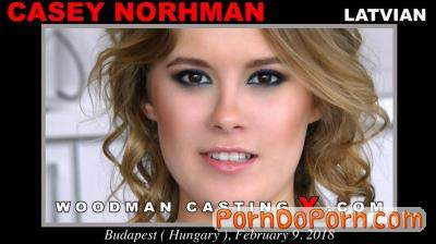 Casey Norhman starring in Casting X 186 * Updated * - WoodmanCastingX (FullHD 1080p)