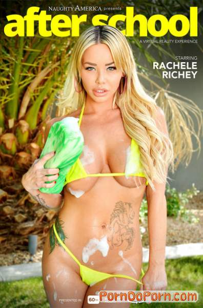 Rachele Richey starring in After Scho - NaughtyAmericaVR (2K UHD 1440p / 3D / VR)