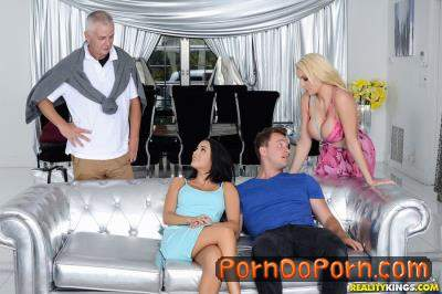 Kenzie Taylor, Sofi Ryan starring in House Slutting - MomsBangTeens, RealityKings (SD 432p)