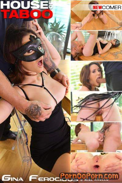 Gina Ferocious starring in Submissive Anal Pounding - HouseOfTaboo, DDFNetwork (SD 540p)