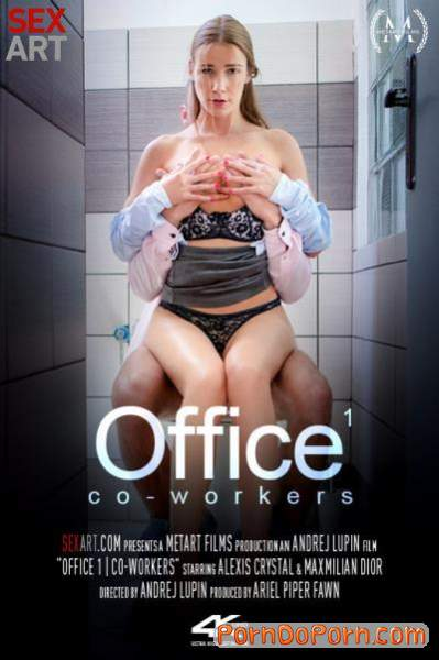 Alexis Crystal starring in Office Episode 1 - Co-Workers - SexArt, MetArt (SD 360p)
