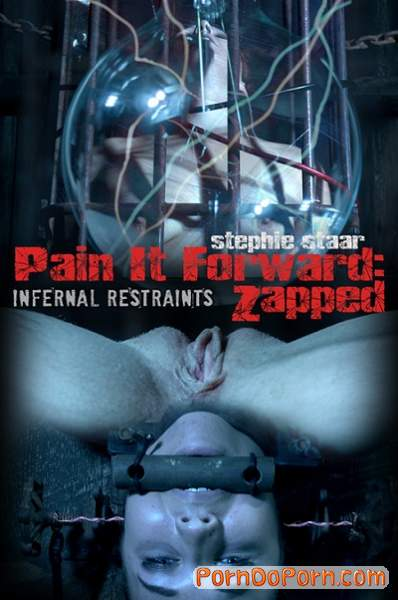 Stephie Staar, London River starring in Pain it Forward: Zapped - InfernalRestraints (SD 480p)