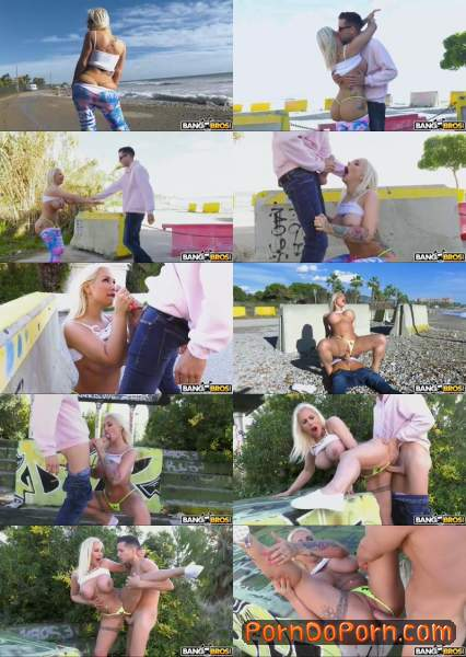 Kyra Hot starring in Big Booty Kyra Returns To The Public - PublicBang, BangBros (SD 480p)