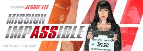 Jessie Lee starring in Mission: ImpASSible - VRBangers (UltraHD 2K 2048p / 3D / VR)
