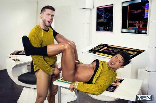 Henier Lo, Rod Pederson starring in Star Trek: A Gay XXX Parody Part 3 - SuperGayHero, Men (FullHD 1080p)