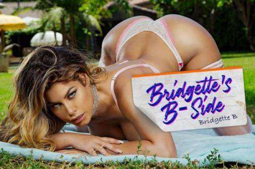 Bridgette B starring in Bridgette's B-Side - BaDoinkVR (UltraHD 4K 2560p / 3D / VR)