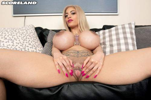 Amber Alena starring in Amber Alena Busts Out Big Time - PornMegaLoad, Scoreland (FullHD 1080p)