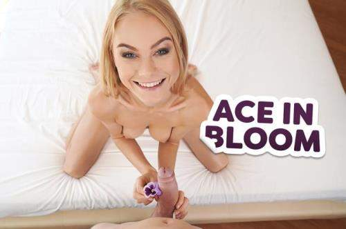 Nancy Ace starring in Ace in Bloom - 18VR (UltraHD 2K 1920p / 3D / VR)