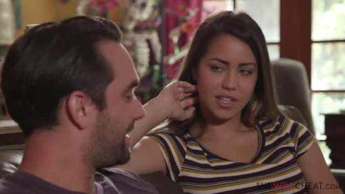 Alina Lopez starring in Alina Lopez cheats on her hubby with her neighbor - SheWillCheat (FullHD 1080p)