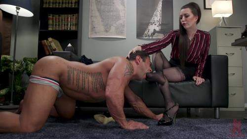 Draven Navarro, Cherry Torn starring in Office Boy: Cherry Torn's New Stupid Beefy Boy Toy - DivineBitches, Kink (HD 720p)