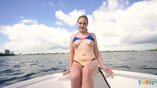 Brie Viano starring in Goes On A Boat Ride To Get Fucked On An Island - Yngr, Bang Originals, Bang (FullHD 1080p)