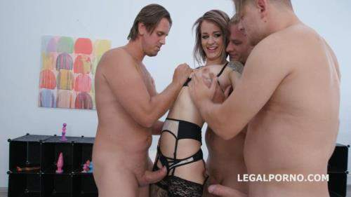 Sammie Six, Thomas Lee, Tomas, Michael Fly, Larry Steel starring in Fucking Wet Beer Festival with Sammie Six 4on1 Balls Deep Anal and DAP, Pee Drink and Swallow GIO1205 - LegalPorno (FullHD 1080p)
