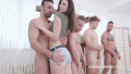 Kira Axe, Mr. Anderson, Angelo Godshack, Michael Fly, Larry Steel starring in Fucking Wet Beer Festival with Kira Axe 4on1 Balls Deep Anal and DP, Gapes, Pee Drink and Cum Cocktail GIO1254 - LegalPorno (SD 480p)