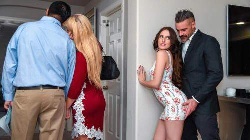 Aubree Valentine starring in Open House For A Slut - SneakySex, Realitykings (SD 480p)