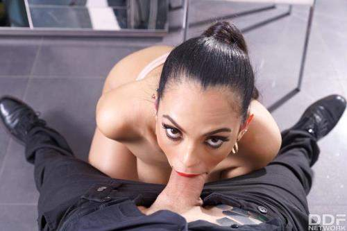 Katrina Moreno starring in Quick Titty Fuck And Suck - OnlyBlowJob, DDFNetwork (HD 720p)