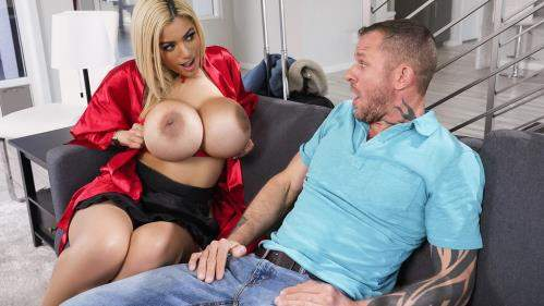 Amber Alena starring in Maid Of Dishonor - RealWifeStories, Brazzers (HD 720p)
