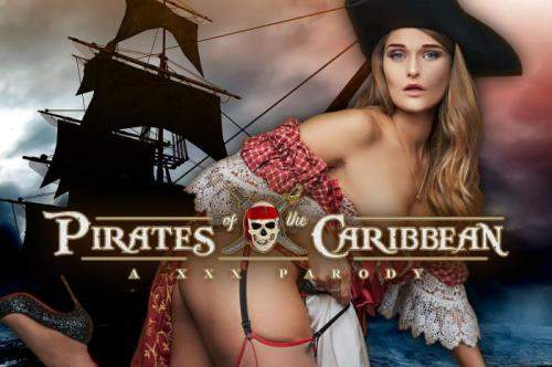 Honour May starring in Pirates of the Caribbean A XXX Parody - VRCosplayX (UltraHD 2K 1920p / 3D / VR)