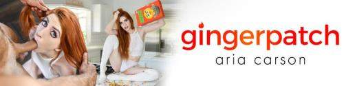 Aria Carson starring in Ginger Chick Craves Man Milk - GingerPatch, TeamSkeet (HD 720p)