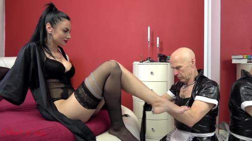Goddess Ambra starring in A Cuckolding Hell For Life - HouseOfSinn (FullHD 1080p)