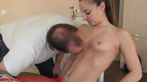 Small Titts And Spit - UnderMyPrincess (FullHD 1080p)