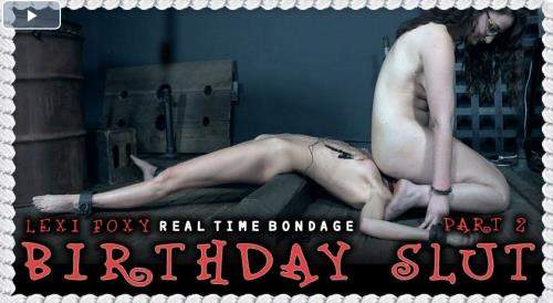 Vera King starring in Birthday Slut Part 2 - RealTimeBondage (HD 720p)
