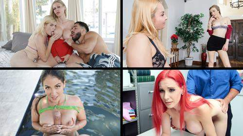 Lilian Stone , Casca Akashova , Mckenzie Lee , Alix Lynx , Sarah Jessie starring in Troublesome Ladies - MylfSelects, MYLF (SD 480p)