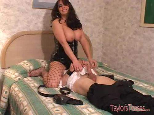Taylor Teases starring in Real Time Tease And Denial - Clips4sale (SD 480p)