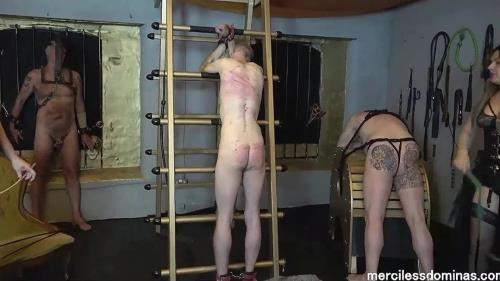 Mistress Athena, Mistress Inka starring in Who Will Stand The Pain - Clips4sale (FullHD 1080p)