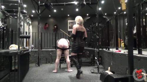 Mistress Athena Yielding A Stick Then Watch In Awe - Clips4sale (HD 720p)